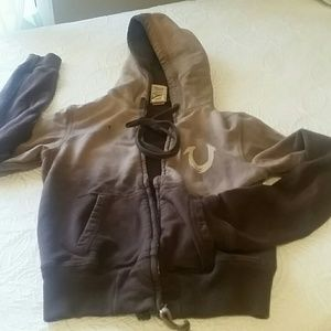 True Religion hoodie in great condition. ..